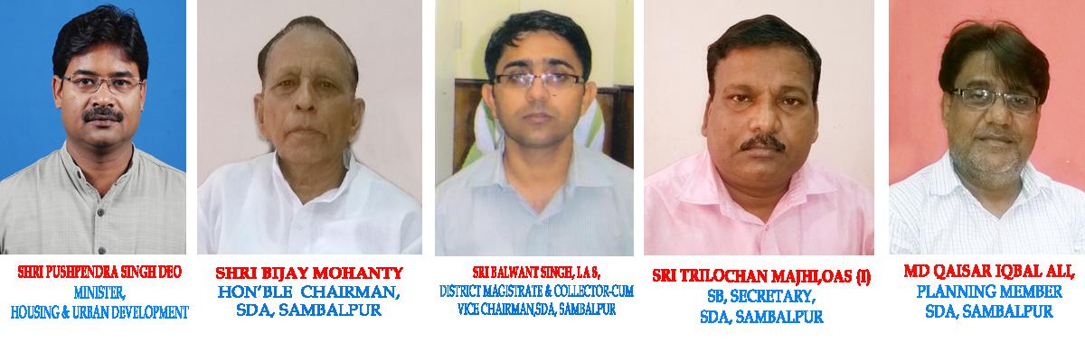 sda sambalpur authority